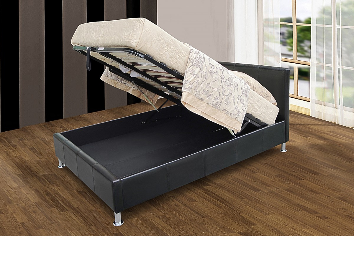 Kenneth Storage Bed Double