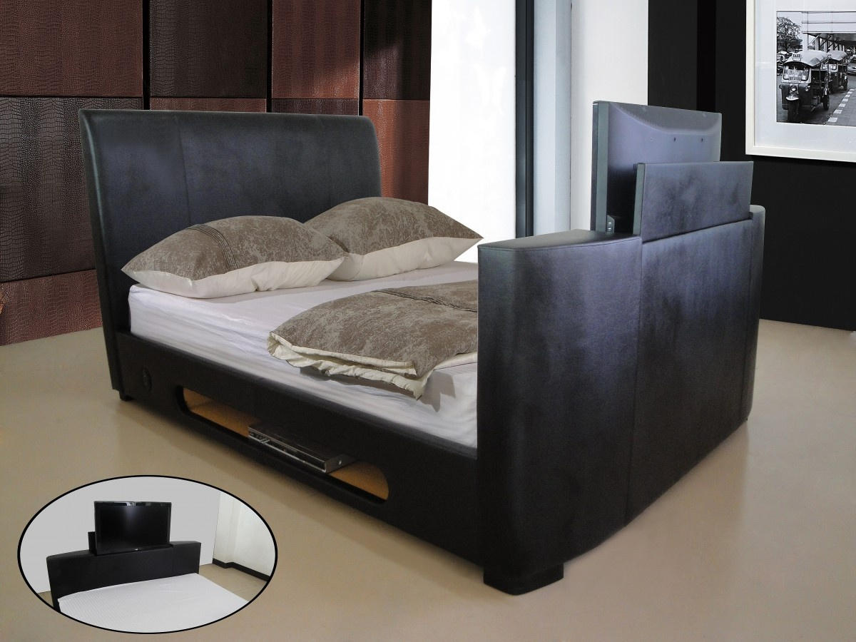Sonic Tv Bed Kingsize