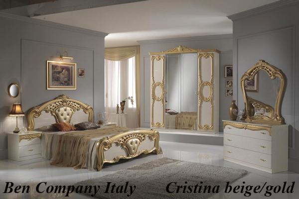 Cristina Beige Gold