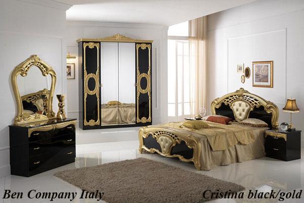 Cristina Black Gold