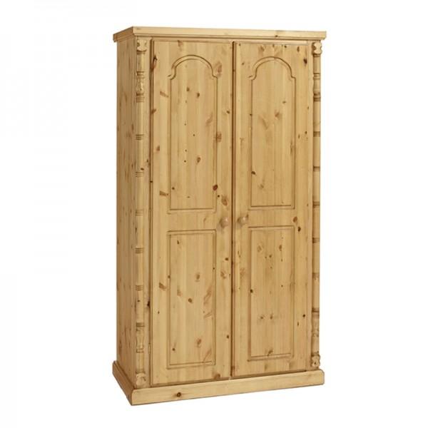 Ashley 2 Door Wardrobe Plain