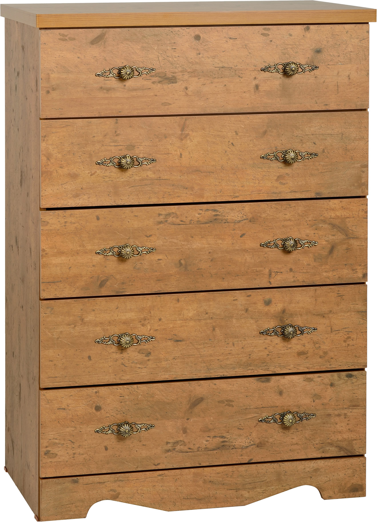 Cairo 5 Drawer Chest