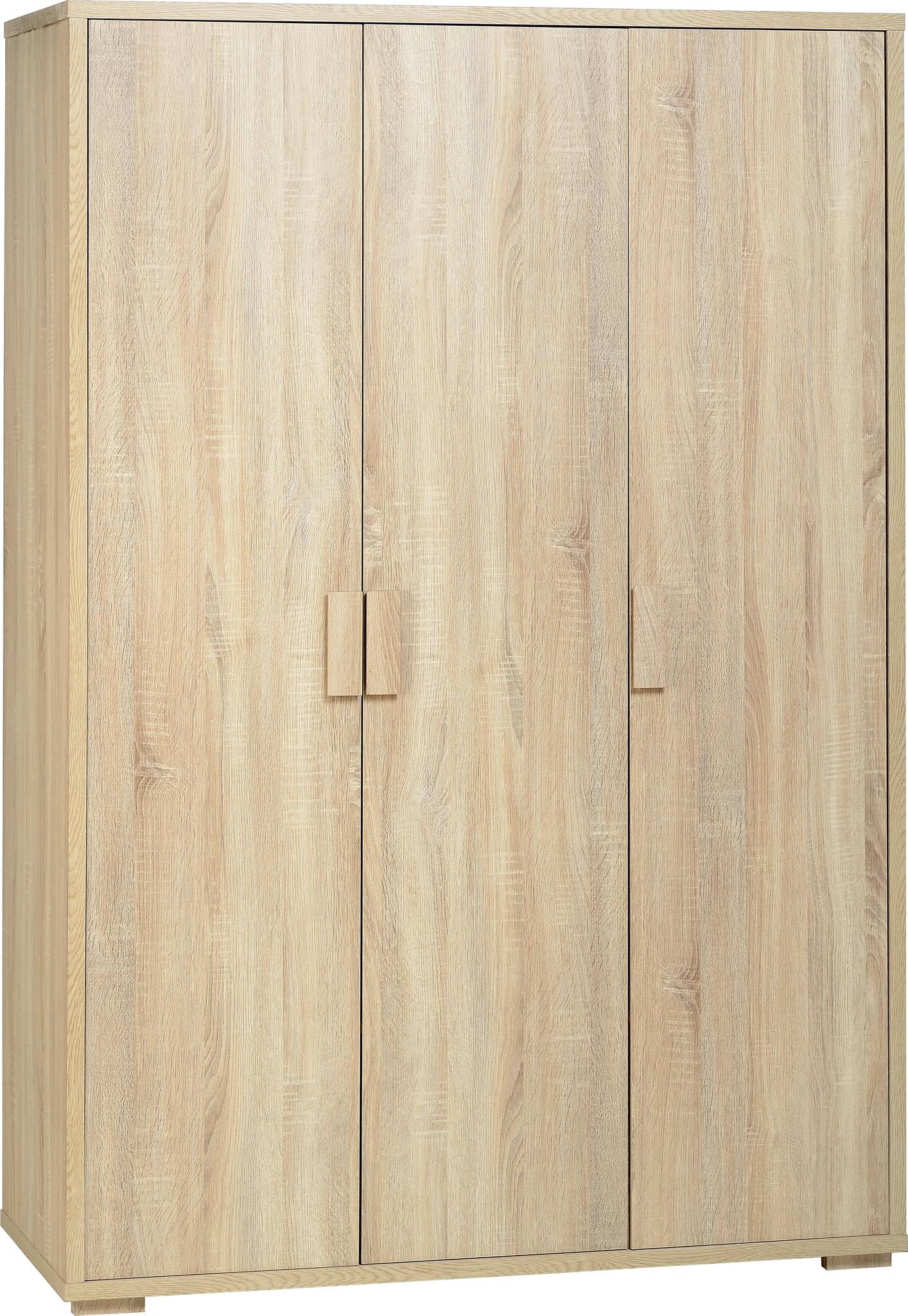 Cambourne 3 Door Wardrobe