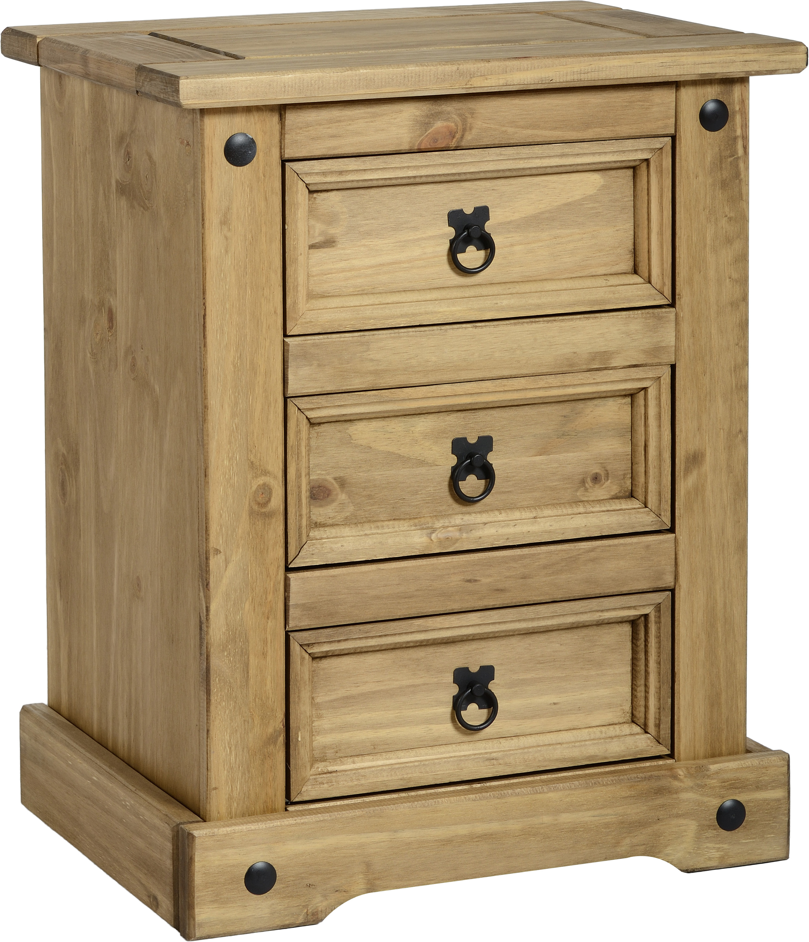 Corona 3 Drawer Bedside Dwp June 2012