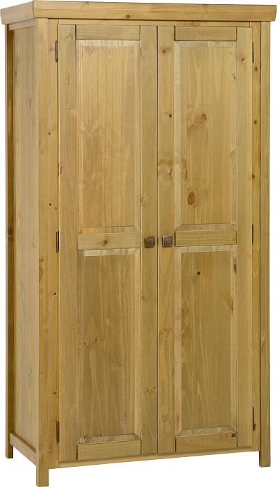 Ecuador 2 Door Wardrobe