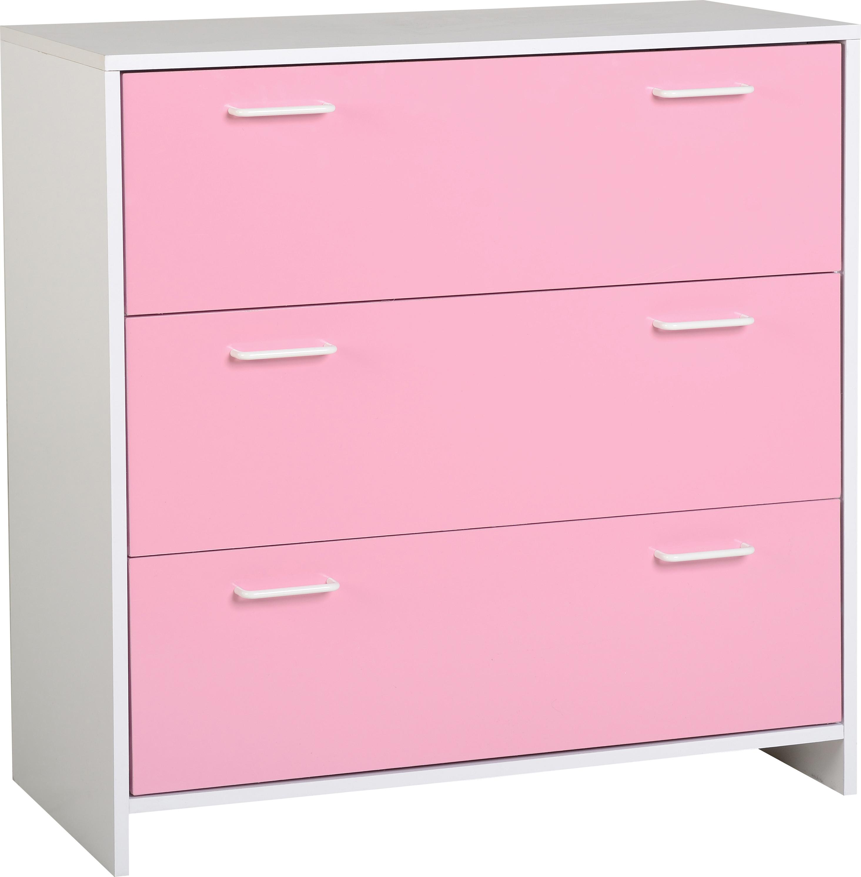 Lollipop 3drw Pink 01