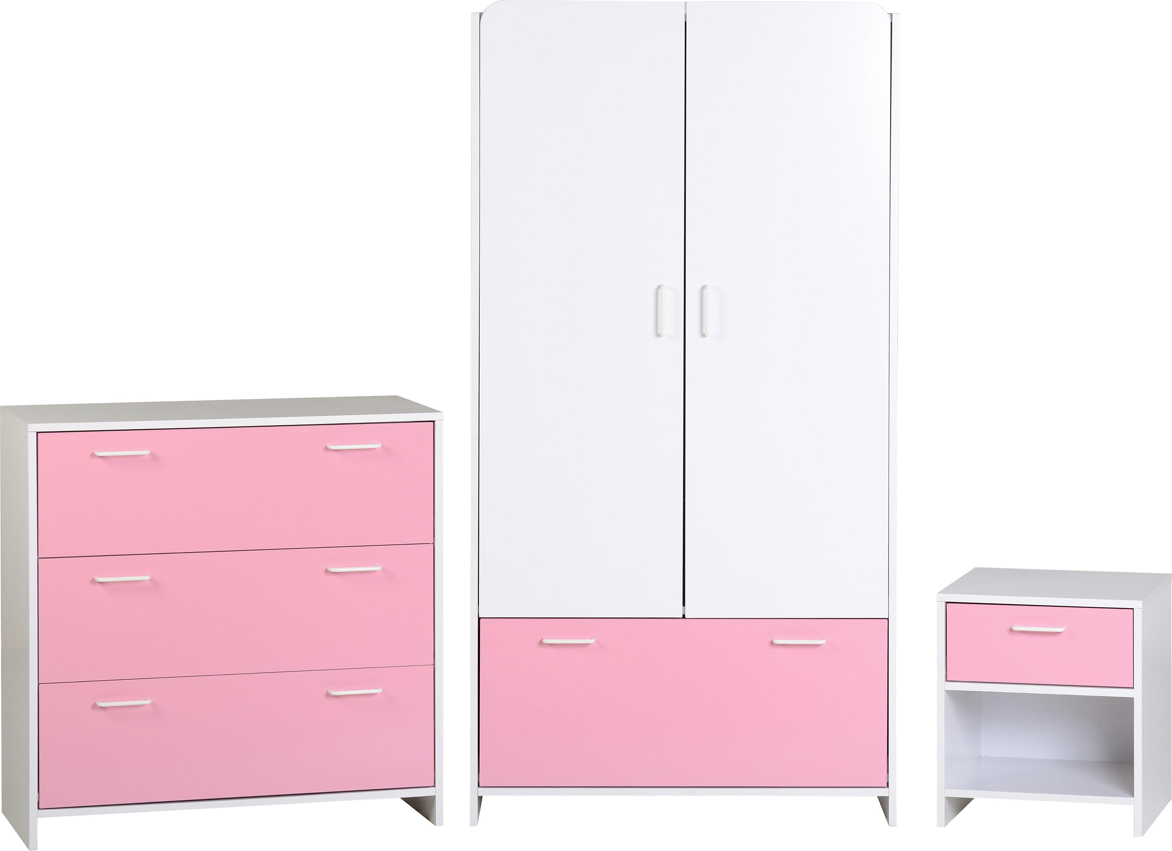 Lollipop Bedroom Set Pink 01