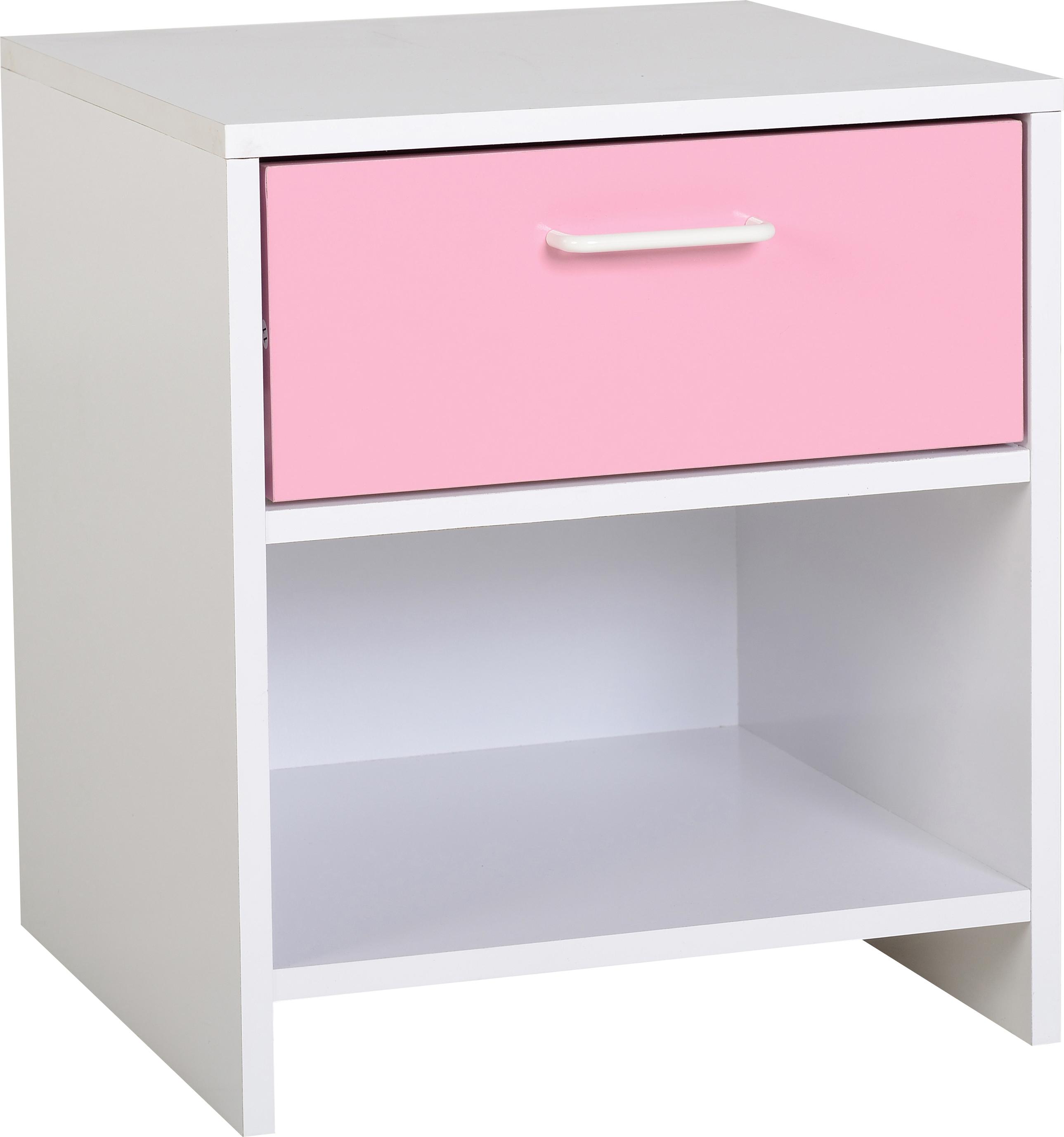 Lollipop Bedside Pink 01