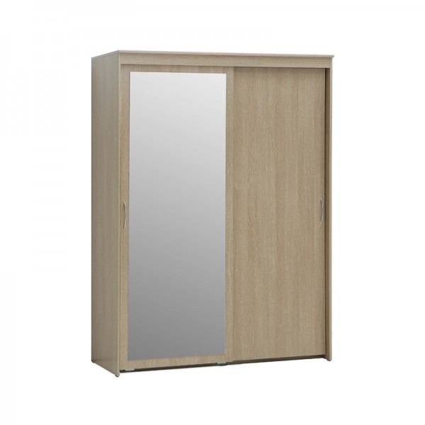 Onyx Slding Wardrobe With Mirror