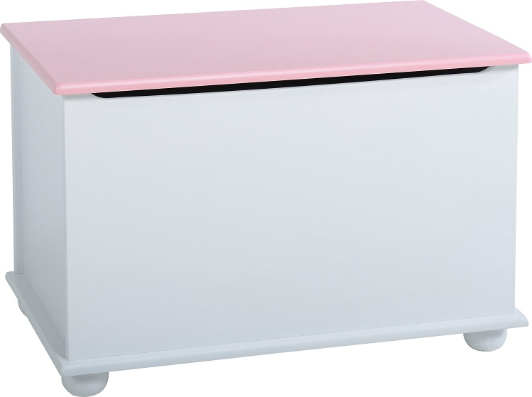 Rainbow Blanket Box Pink