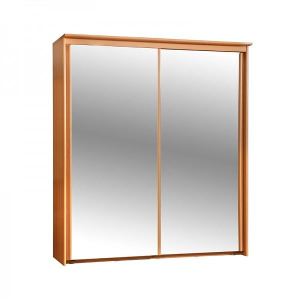 Ruby Sliding Wardrobe With Mirrors