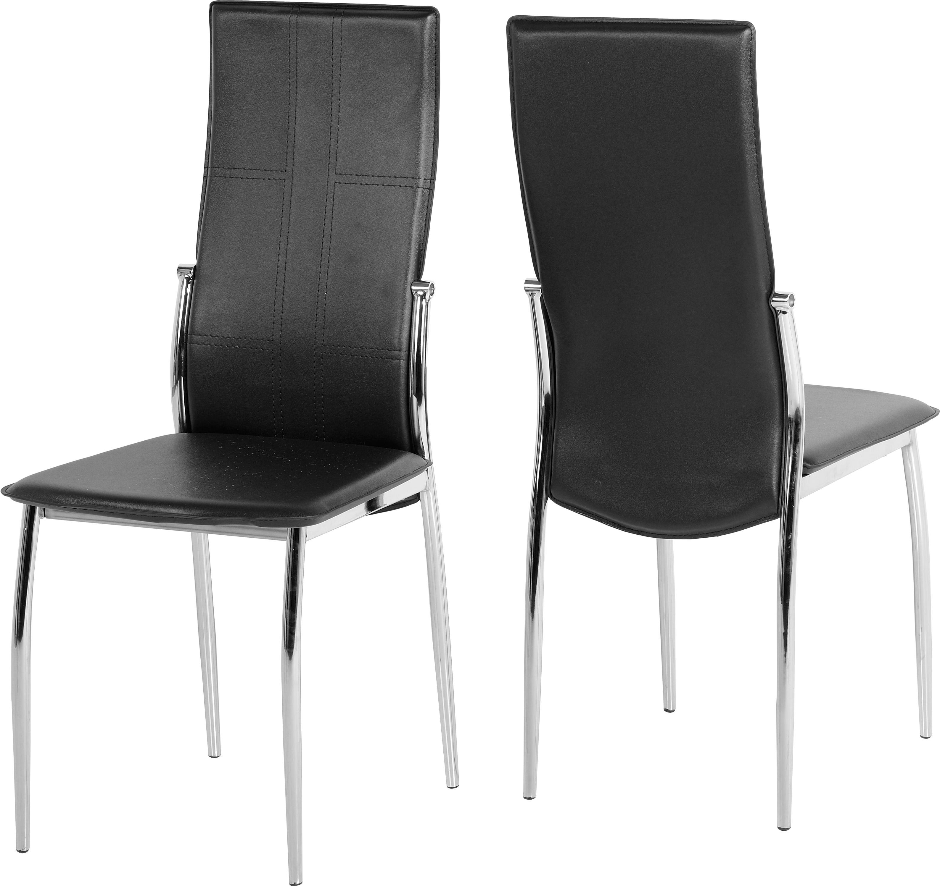 Berkley Chairs Black