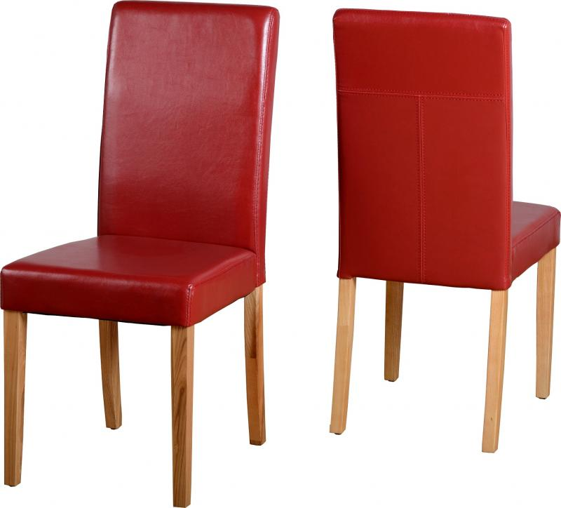 Chair Purustic Red