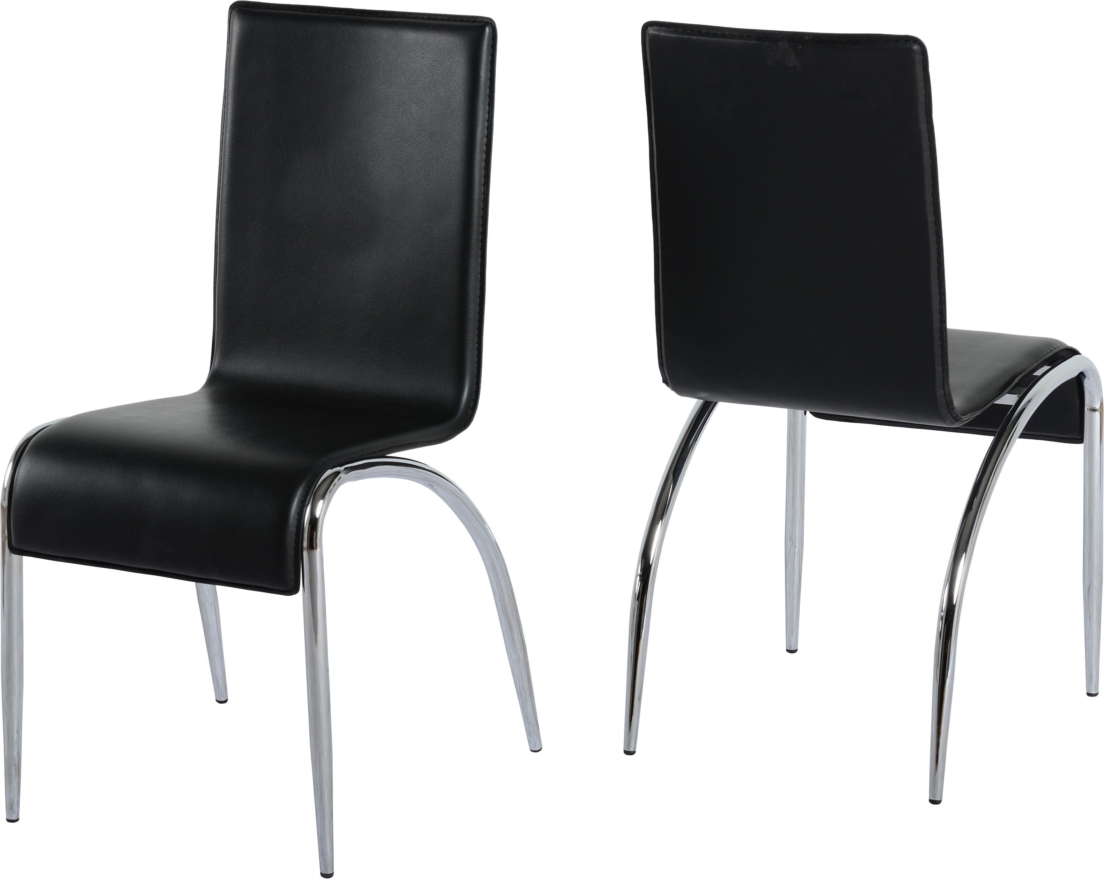 Chloe Chair Black