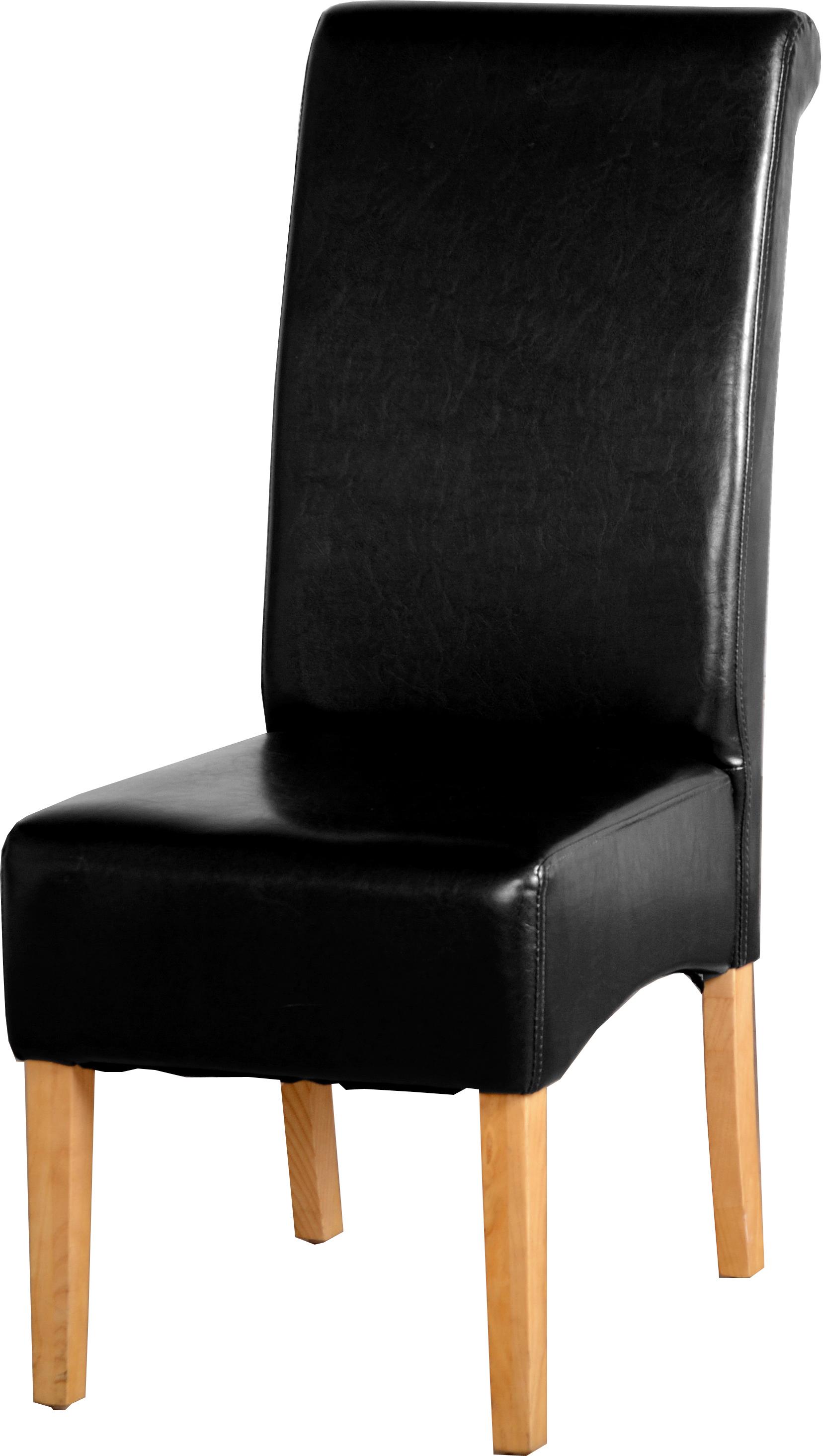 G10 Chair Black Pu