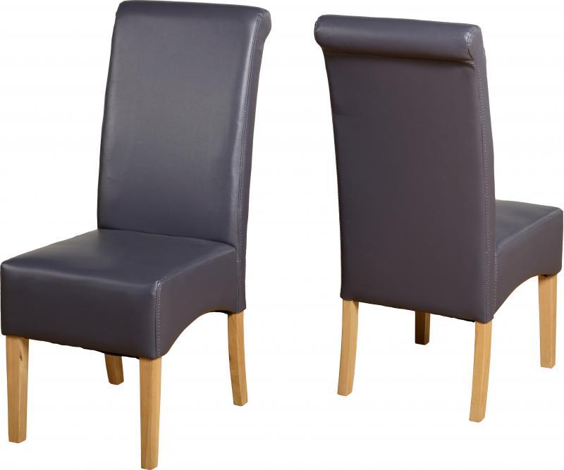 G10 Chair Charcoal Pair