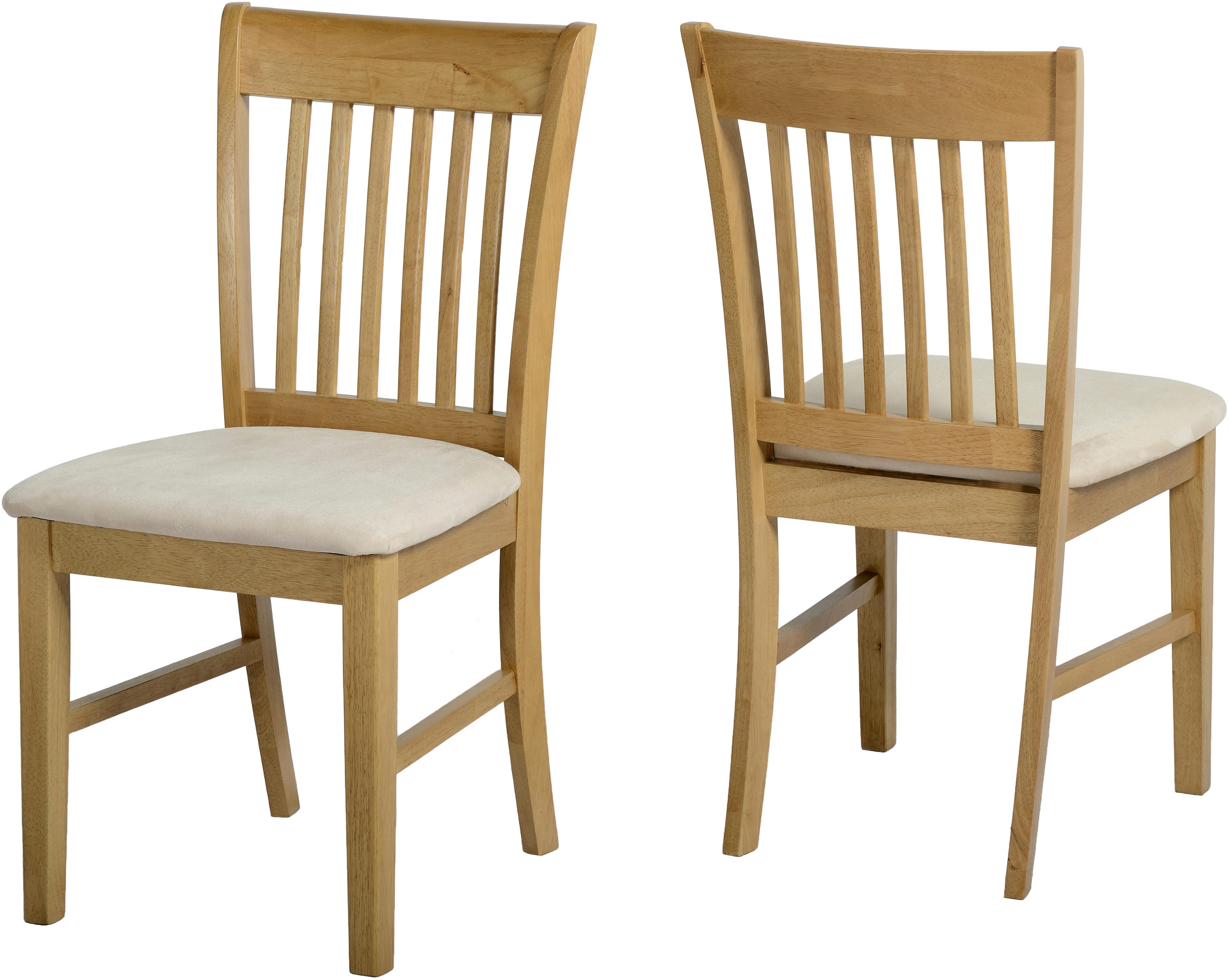 Oxford Chair Nat Oak