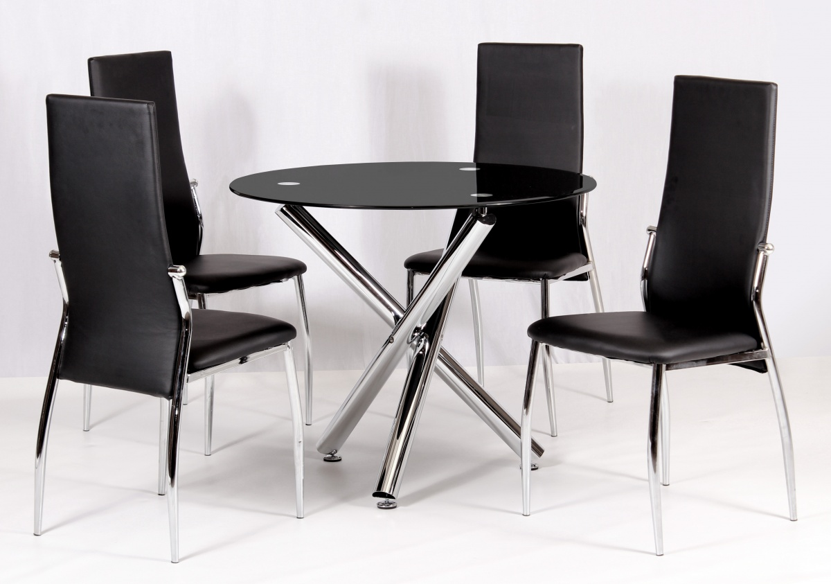 Calder Black Set Ap