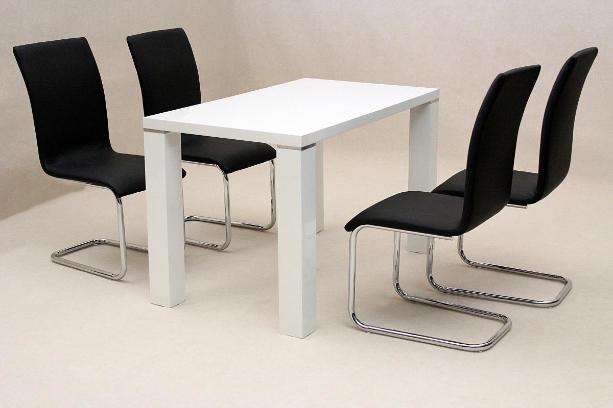 Prague Black Chairs New