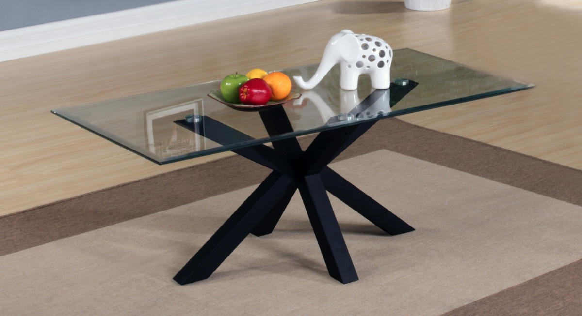 Langley Black Coffee Table