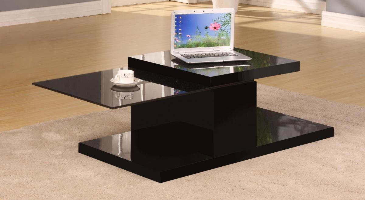 Ridgeway Black Motion Coffee Table