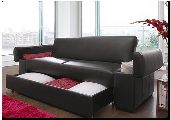 rv seating jacknife sofa